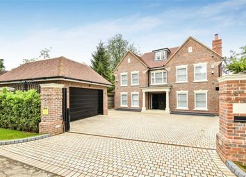 Thumbnail 6 bed detached house for sale in The Warren, Radlett, Herts
