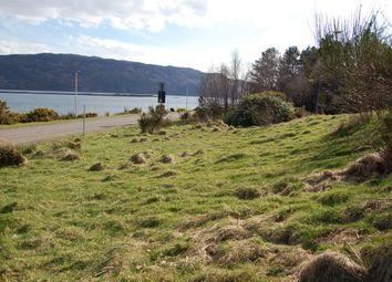 Thumbnail Land for sale in Kirkton Road, Lochcarron Estate