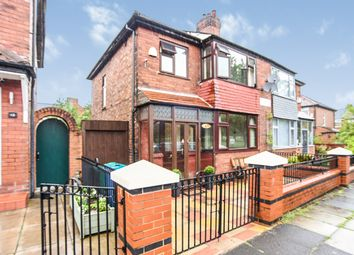 3 bed semi-detached house for sale in Delamere Street, Manchester, Greater Manchester M11