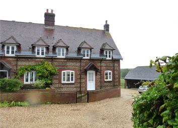 Thumbnail 3 bedroom semi-detached house to rent in Coles Lane, Milborne St. Andrew, Blandford Forum, Dorset