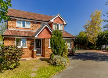 Thumbnail 4 bed detached house for sale in Chirton Close, Saint Helens, Merseyside