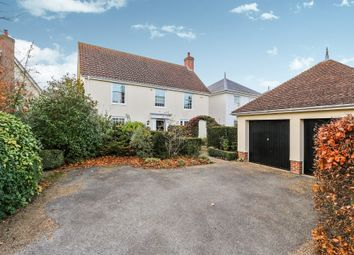 Thumbnail 4 bed detached house for sale in Garrod Approach, Melton, Woodbridge