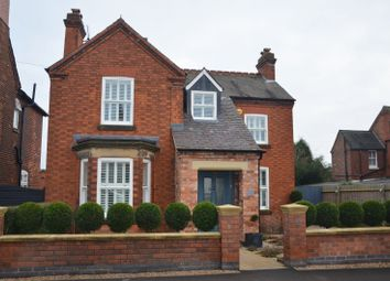 Thumbnail 2 bed detached house for sale in Leicester Road, Ashby De La Zouch