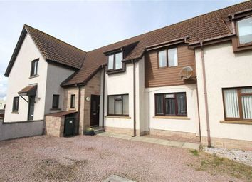 Thumbnail 2 bed terraced house for sale in Station Court, Burghead, Elgin
