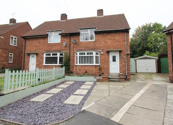 Thumbnail 3 bed semi-detached house for sale in Ringwood Avenue, Newbold, Chesterfield