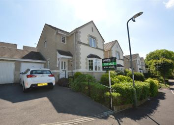 Thumbnail 3 bedroom detached house for sale in Maple Rise, Radstock