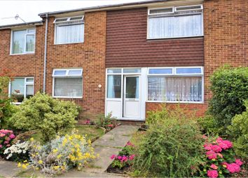 Thumbnail 3 bed terraced house for sale in Hanbury Walk, Bexley