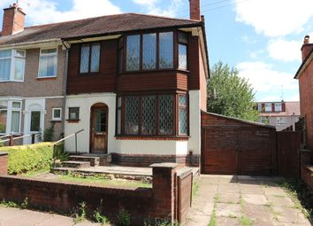 Thumbnail 3 bed semi-detached house for sale in 10 Lammas Road, Coundon, Coventry, West Midlands