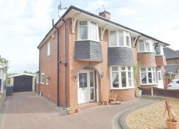 Thumbnail 3 bedroom property to rent in Uttoxeter Road, Blythe Bridge, Stoke On Trent