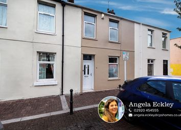 Thumbnail 3 bed terraced house for sale in Bedford Street, Cathays, Cardiff