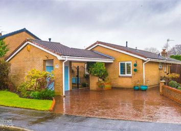 Thumbnail 3 bed detached bungalow for sale in Elmridge, Leigh, Lancashire