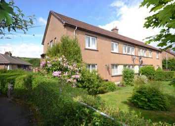 Thumbnail 3 bedroom flat for sale in High Craigends, Kilsyth