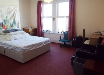 Thumbnail 5 bed shared accommodation to rent in Chetwynd Road, Southsea