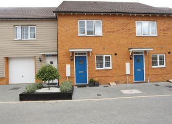 Thumbnail 2 bed terraced house to rent in Foxglove, Woodley, Reading