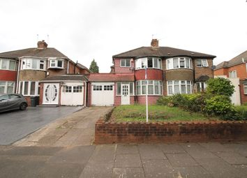 3 bed semi-detached house for sale in Beauchamp Avenue, Handsworth Wood, Birmingham B20