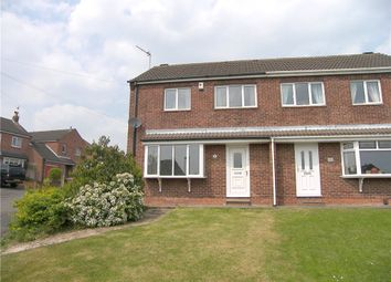Thumbnail 3 bed semi-detached house for sale in Elmhurst Avenue, Broadmeadows, South Normanton, Alfreton