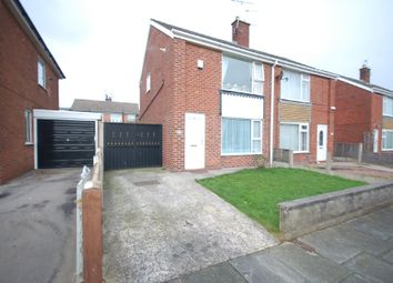 Thumbnail 2 bedroom semi-detached house to rent in Longford Avenue, Blackpool