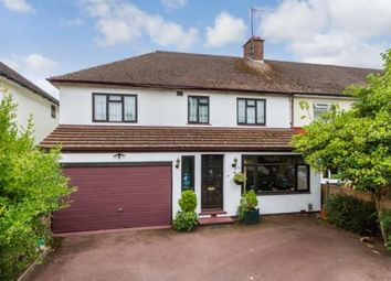Thumbnail 5 bed semi-detached house for sale in Cambridge, Cambridgeshire