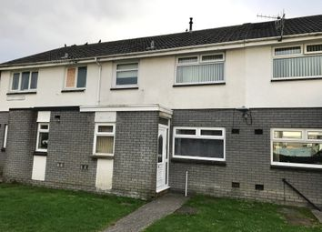 Thumbnail 3 bed terraced house for sale in St Lukes Close, Pant, Merthyr Tydfil
