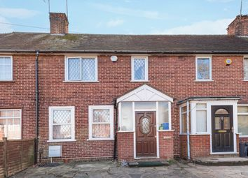 Thumbnail 3 bedroom terraced house for sale in Castlecombe Road, London
