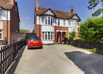 Thumbnail 4 bed semi-detached house for sale in Barnwood Road, Longlevens, Gloucester
