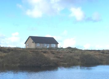 Thumbnail 3 bed bungalow for sale in 6 Locheynort, Isle Of South Uist