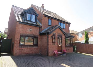 Thumbnail 4 bedroom detached house for sale in Bramble Drive, Sheringham
