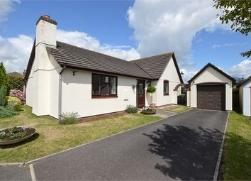 Thumbnail 3 bed detached bungalow for sale in Abbotsridge Drive, East Ogwell, Newton Abbot, Devon.