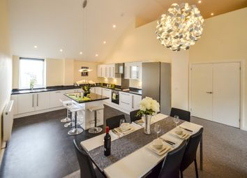 Thumbnail 4 bed flat for sale in St. Marys Gate, Nottingham