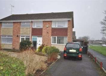 Thumbnail 3 bed semi-detached house for sale in Foxbridge, Covingham, Swindon, Wiltshire