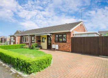Thumbnail 2 bed semi-detached bungalow for sale in Little Moor, Fenstanton, Huntingdon