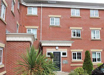 Thumbnail 2 bed flat for sale in Brampton Drive, Bamber Bridge, Preston