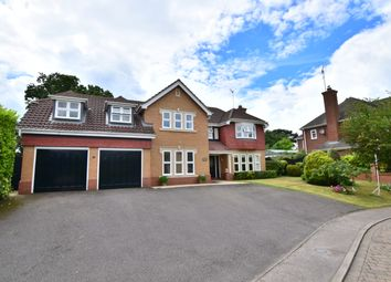 Thumbnail 5 bedroom detached house for sale in Belfry Lane, Collingtree