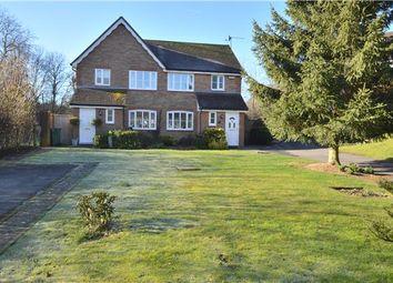 Thumbnail 2 bed semi-detached house for sale in The Paddocks, Sevenoaks, Kent