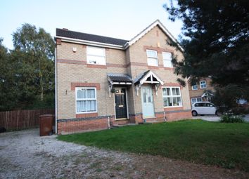 Thumbnail 2 bed terraced house to rent in Baker Crescent, Lincoln