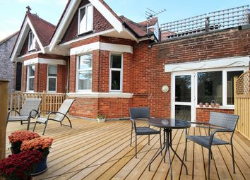 Thumbnail 2 bed flat for sale in Florence Road, Bournemouth