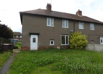 Thumbnail 3 bed end terrace house to rent in Devonshire Drive, Langwith, Mansfield