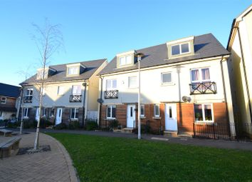 Thumbnail 4 bed town house for sale in Kittiwake Drive, Portishead, Bristol