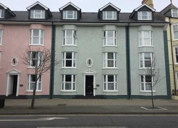 Thumbnail 2 bedroom flat for sale in North Parade, Aberystwyth
