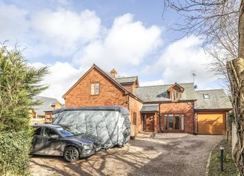Thumbnail 4 bed detached house for sale in Almeley, Herefordshire