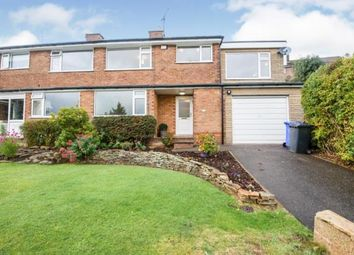 Thumbnail 4 bed semi-detached house for sale in Hallamshire Close, Sheffield, South Yorkshire