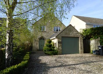 Thumbnail 4 bed detached house for sale in Downington, Lechlade, Gloucestershire
