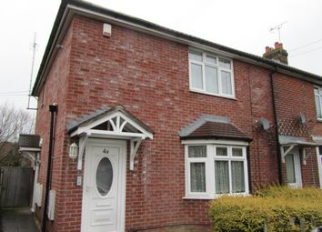 Thumbnail 1 bedroom flat to rent in Mansel Road East, Southampton