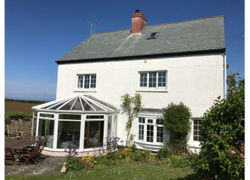 Thumbnail 5 bed detached house for sale in Poughill, Bude