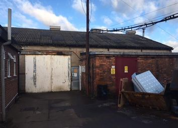 Thumbnail Warehouse to let in Unit D, Syston Mills Industrial Estate, Mill Lane, Syston, Leicester, Leciestershire