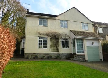 Thumbnail 4 bed detached house to rent in Bow Creek, Tuckenhay, Totnes