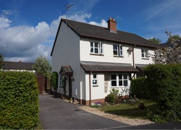 Thumbnail 3 bed detached house for sale in Millstream Gardens, Tiverton