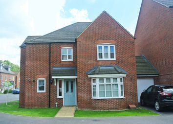 Thumbnail 4 bed detached house to rent in Kirby Drive, Bramley, Tadley