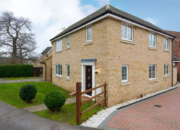 Thumbnail 3 bedroom detached house for sale in Taylor Way, Little Plumstead, Norwich, Norfolk