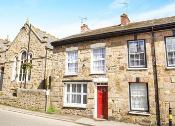 Thumbnail 2 bed semi-detached house for sale in Fore Street, Chacewater, Truro